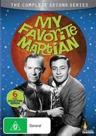 """My Favorite Martian"" - Australian DVD movie cover (xs thumbnail)"
