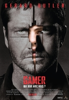 Gamer - French Movie Poster (xs thumbnail)