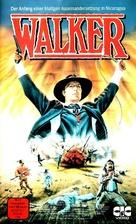 Walker - German VHS movie cover (xs thumbnail)