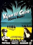 Cairo Road - Danish Movie Poster (xs thumbnail)