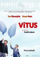 Vitus - Swiss poster (xs thumbnail)