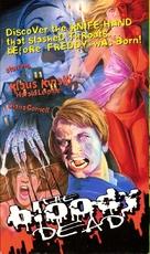 Die blaue Hand - VHS cover (xs thumbnail)