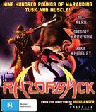 Razorback - Australian Blu-Ray cover (xs thumbnail)