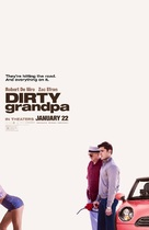 Dirty Grandpa - Teaser movie poster (xs thumbnail)