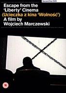 Ucieczka z kina 'Wolnosc' - British DVD cover (xs thumbnail)