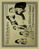 The Affairs of Anatol - British Movie Poster (xs thumbnail)