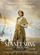 Sunset Song - French Movie Poster (xs thumbnail)