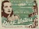 Dark Waters - British Movie Poster (xs thumbnail)