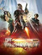 The Tournament - German Movie Cover (xs thumbnail)