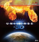 """""""The Universe"""" - Blu-Ray movie cover (xs thumbnail)"""