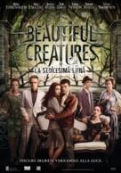 Beautiful Creatures - Italian Movie Poster (xs thumbnail)