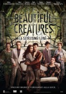 Beautiful Creatures - Italian Movie Poster (xs thumbnail)