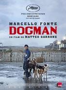 Dogman - French Movie Poster (xs thumbnail)
