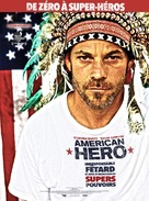 American Hero - French Movie Poster (xs thumbnail)