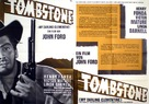 My Darling Clementine - German Movie Poster (xs thumbnail)