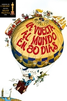 Around the World in Eighty Days - Mexican DVD movie cover (xs thumbnail)