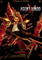 Agent Vinod - Movie Poster (xs thumbnail)