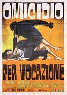 Omicidio per vocazione - Italian Movie Poster (xs thumbnail)