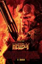 Hellboy - Czech Movie Poster (xs thumbnail)
