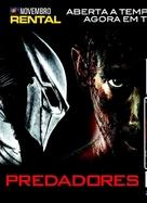 Predators - Brazilian Movie Poster (xs thumbnail)