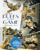 La règle du jeu - Blu-Ray movie cover (xs thumbnail)