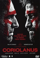 Coriolanus - Thai DVD movie cover (xs thumbnail)