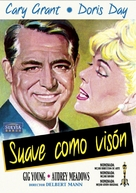 That Touch of Mink - Spanish Movie Poster (xs thumbnail)