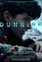 Dunkirk - Turkish Movie Poster (xs thumbnail)