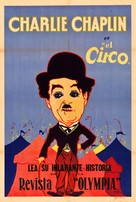 The Circus - Argentinian Movie Poster (xs thumbnail)