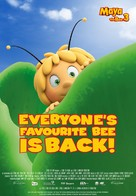 Maya the Bee 3: The Golden Orb - German Movie Poster (xs thumbnail)