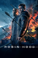 Robin Hood - German Movie Cover (xs thumbnail)