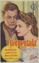 Under Capricorn - Spanish Movie Poster (xs thumbnail)