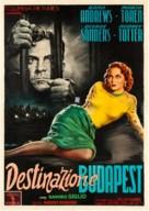 Assignment: Paris - Italian Movie Poster (xs thumbnail)