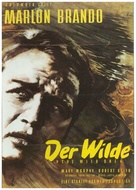 The Wild One - German Movie Poster (xs thumbnail)