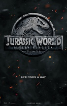 Jurassic World: Fallen Kingdom - Teaser movie poster (xs thumbnail)