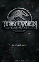 Jurassic World: Fallen Kingdom - Teaser poster (xs thumbnail)