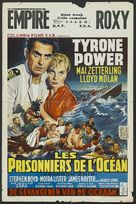 Seven Waves Away - Belgian Theatrical poster (xs thumbnail)