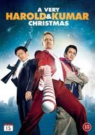 A Very Harold & Kumar Christmas - Danish DVD cover (xs thumbnail)