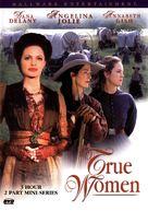 True Women - DVD movie cover (xs thumbnail)