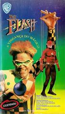 The Flash - Brazilian VHS cover (xs thumbnail)