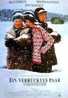 Grumpy Old Men - German Movie Poster (xs thumbnail)