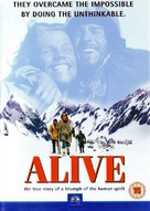 Alive - British DVD cover (xs thumbnail)
