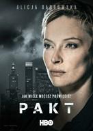 """""""Pakt"""" - Polish Movie Poster (xs thumbnail)"""