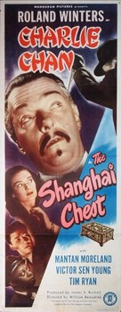 The Shanghai Chest - Movie Poster (xs thumbnail)