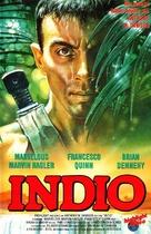 Indio - German VHS movie cover (xs thumbnail)