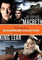 King Lear - DVD cover (xs thumbnail)
