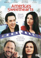 America's Sweethearts - DVD movie cover (xs thumbnail)