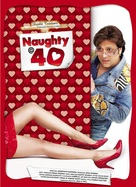 Naughty @ 40 - Indian Movie Poster (xs thumbnail)