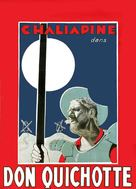 Don Quixote - French Movie Poster (xs thumbnail)