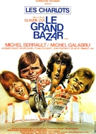 Grand bazar, Le - French Movie Poster (xs thumbnail)
